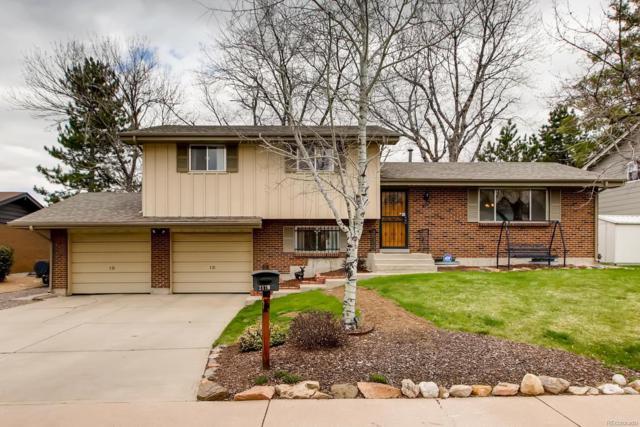 2176 S Estes Way, Lakewood, CO 80227 (#3805844) :: Compass Colorado Realty