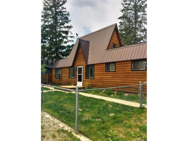 590 6th Street, Fairplay, CO 80440 (MLS #3805845) :: 8z Real Estate