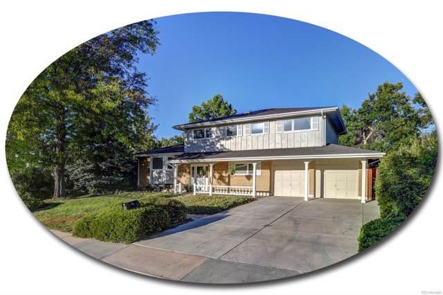 6956 S Franklin Street, Centennial, CO 80122 (#3805875) :: HomePopper