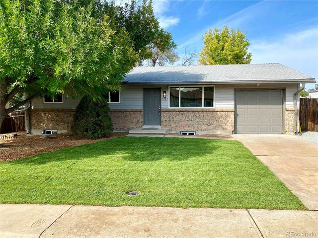 9141 Judson Street, Westminster, CO 80031 (#3805896) :: Compass Colorado Realty