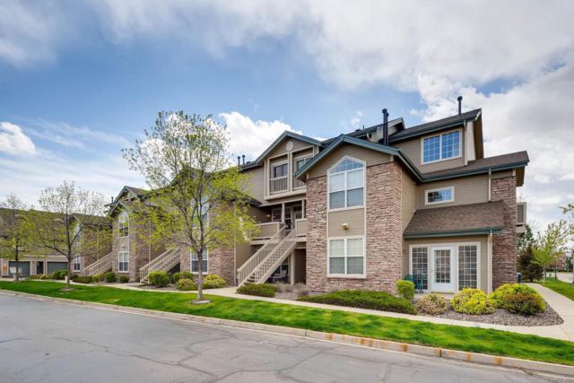 2920 W Centennial Drive H, Littleton, CO 80123 (#3806197) :: Wisdom Real Estate