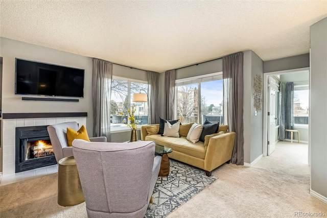 8500 E Jefferson Avenue 16C, Denver, CO 80237 (#3806842) :: Venterra Real Estate LLC