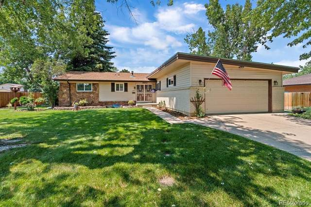 2995 S Xanthia Court, Denver, CO 80231 (#3806952) :: Berkshire Hathaway Elevated Living Real Estate