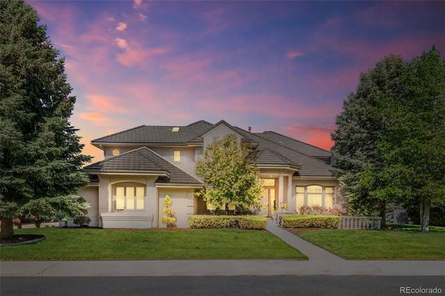 12 Red Tail Drive, Highlands Ranch, CO 80126 (#3807775) :: The DeGrood Team