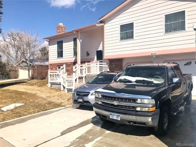 6834 Coors Street, Arvada, CO 80004 (MLS #3807859) :: The Sam Biller Home Team