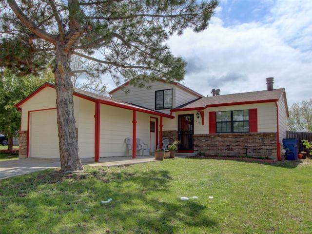 3929 S Truckee Court, Aurora, CO 80013 (MLS #3807885) :: 8z Real Estate