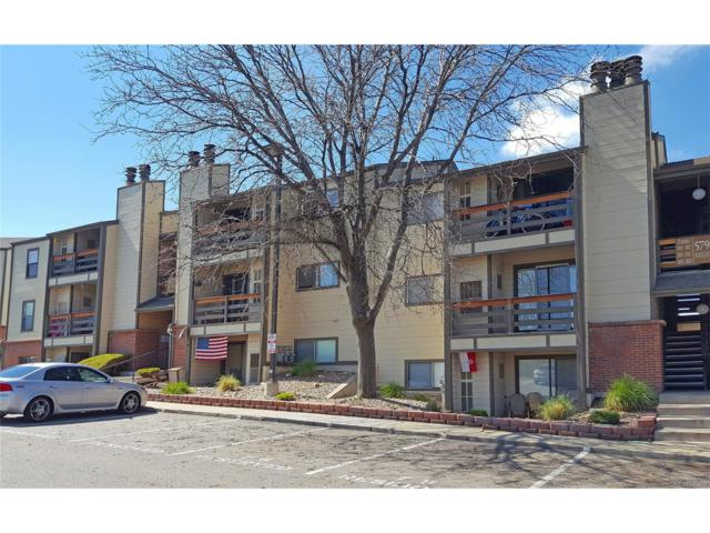 579 Wright Street #302, Lakewood, CO 80228 (MLS #3807923) :: 8z Real Estate