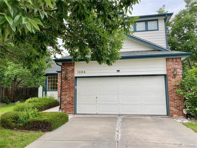 1554 S Pitkin Circle, Aurora, CO 80017 (#3807961) :: The DeGrood Team