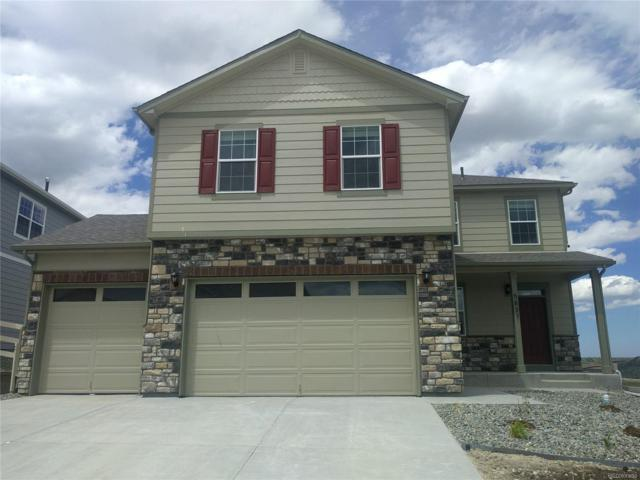 5837 High Timber Circle, Castle Rock, CO 80104 (#3808239) :: The HomeSmiths Team - Keller Williams