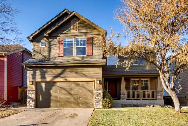 16105 Rock Crystal Drive, Parker, CO 80134 (#3808869) :: The Healey Group