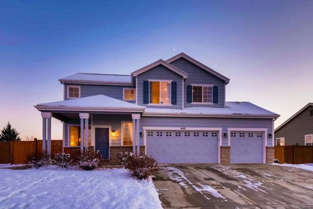 440 Elizabeth Street, Dacono, CO 80514 (#3809025) :: Bring Home Denver