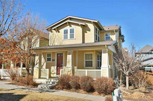 3635 Akron Street, Denver, CO 80238 (#3809286) :: Stephanie Fryncko | Keller Williams Integrity