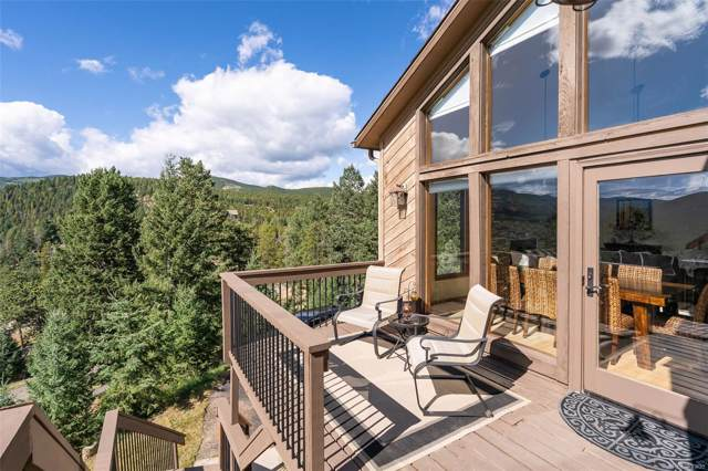 33773 Elk Run, Evergreen, CO 80439 (#3809595) :: The Peak Properties Group