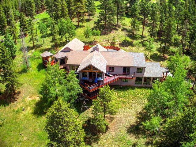 12653 Rancho Court, Conifer, CO 80433 (MLS #3809738) :: 8z Real Estate