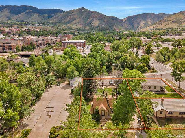 1010 Archer Street, Golden, CO 80401 (#3810015) :: The DeGrood Team