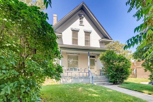 583 N Marion Street, Denver, CO 80218 (#3810364) :: Finch & Gable Real Estate Co.