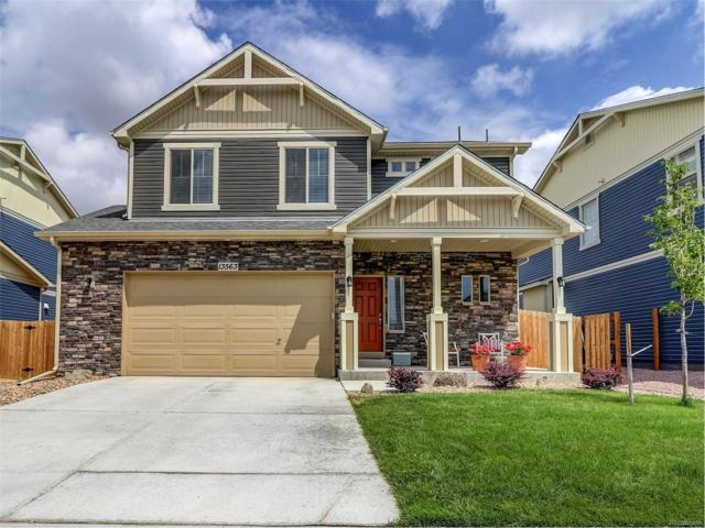 13563 E 106th Place, Commerce City, CO 80022 (MLS #3810694) :: 8z Real Estate