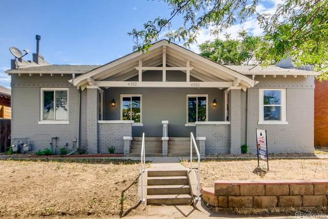 4352 Josephine Street, Denver, CO 80216 (#3810877) :: Chateaux Realty Group