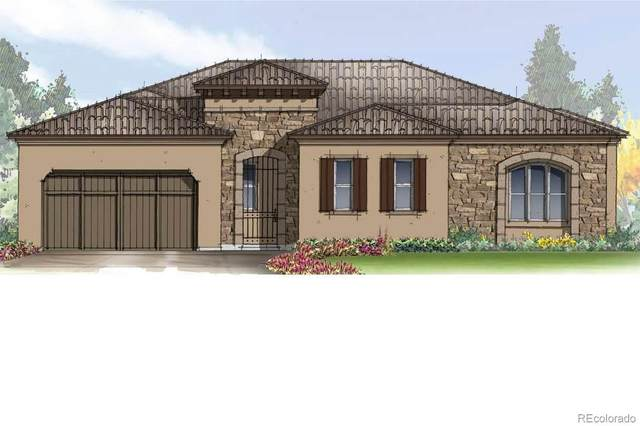 9328 E Winding Hill Avenue, Lone Tree, CO 80124 (#3810893) :: The DeGrood Team