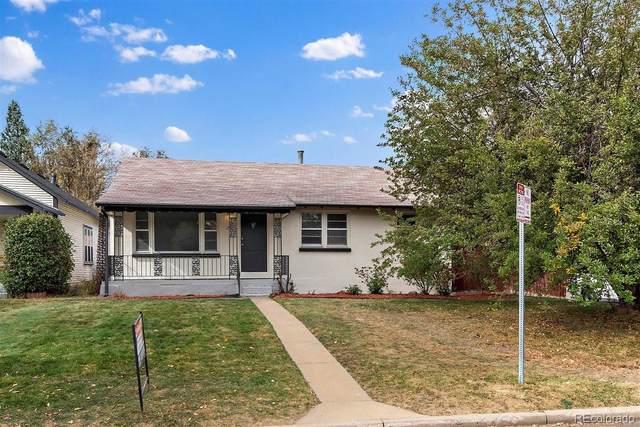 1591 Rosemary Street, Denver, CO 80220 (MLS #3810965) :: 8z Real Estate