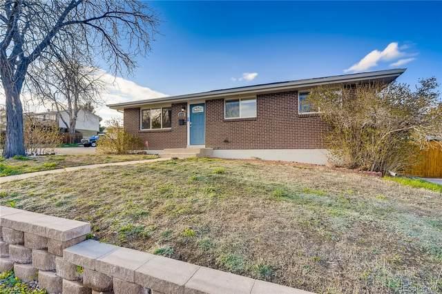 3291 W Radcliff Drive, Englewood, CO 80110 (#3811225) :: Portenga Properties