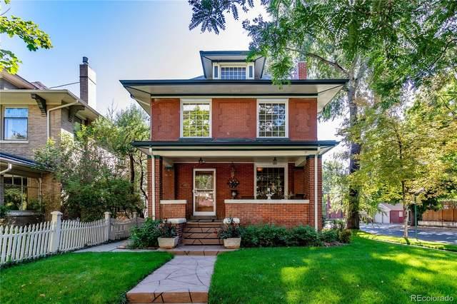 1300 Steele Street, Denver, CO 80206 (MLS #3811523) :: Neuhaus Real Estate, Inc.