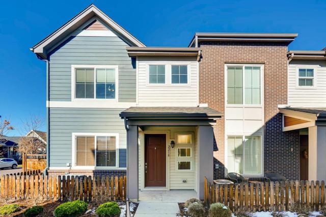 2218 Tamarac Street, Denver, CO 80238 (#3811758) :: Colorado Home Finder Realty