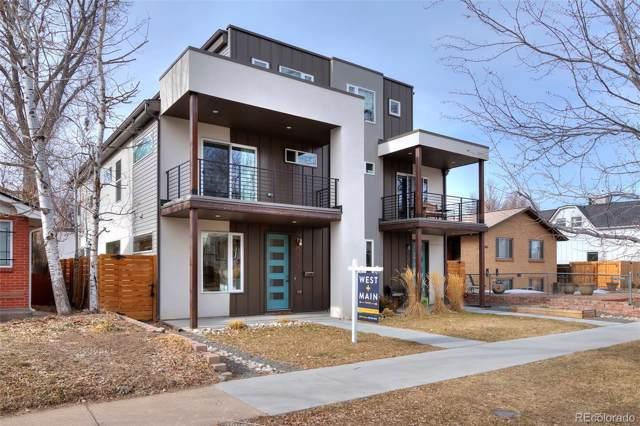 4549 Vrain Street, Denver, CO 80212 (#3811926) :: The Peak Properties Group
