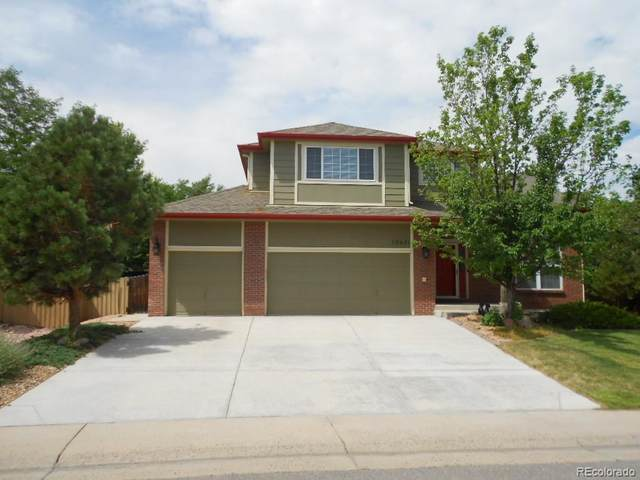 10621 Clarke Farms Drive, Parker, CO 80134 (MLS #3812221) :: 8z Real Estate