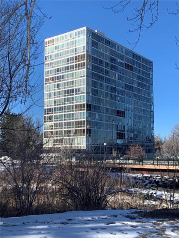 3100 E Cherry Creek South Drive #206, Denver, CO 80209 (#3812240) :: The Peak Properties Group