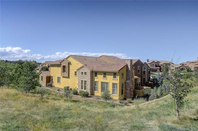 3174 Firenze Place, Highlands Ranch, CO 80126 (#3812261) :: THE SIMPLE LIFE, Brokered by eXp Realty