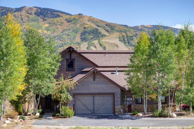 996 Longview Circle A, Steamboat Springs, CO 80487 (MLS #3812264) :: 8z Real Estate