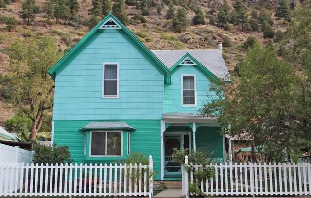 16 Colorado Boulevard, Idaho Springs, CO 80452 (#3812555) :: The DeGrood Team
