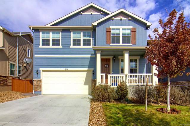651 W 170th Place, Broomfield, CO 80023 (#3812837) :: The Dixon Group