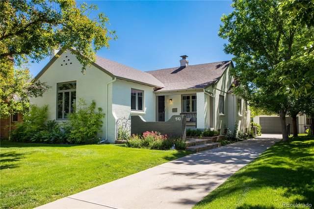 510 Hudson Street, Denver, CO 80220 (#3813187) :: Mile High Luxury Real Estate