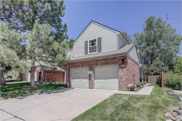 5815 E Irish Place, Centennial, CO 80112 (#3813223) :: Mile High Luxury Real Estate