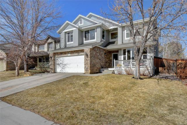 16435 Stone Ledge Drive, Parker, CO 80134 (#3813378) :: The Heyl Group at Keller Williams
