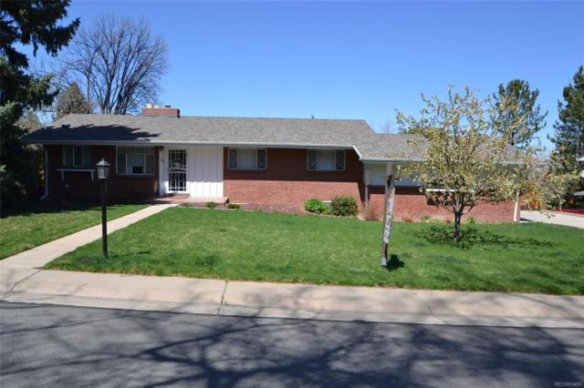 1835 Union Drive, Lakewood, CO 80215 (#3813578) :: House Hunters Colorado