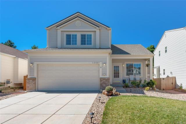 12007 Meadowood Lane, Parker, CO 80138 (MLS #3813815) :: 8z Real Estate