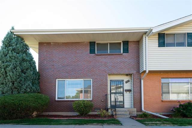 9236 E Mansfield Avenue, Denver, CO 80237 (#3813937) :: The Heyl Group at Keller Williams