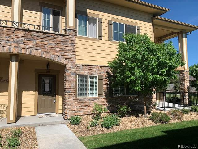 11351 Xavier Drive #103, Westminster, CO 80031 (#3813994) :: My Home Team