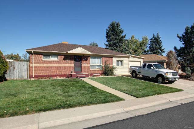 321 E 105th Avenue, Northglenn, CO 80233 (#3814218) :: The Griffith Home Team
