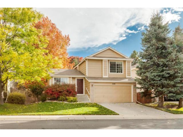 2488 W 111th Place, Westminster, CO 80234 (MLS #3814330) :: 8z Real Estate