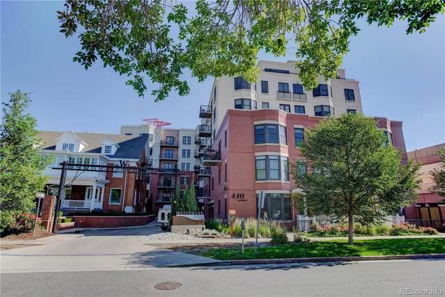 410 Acoma Street #308, Denver, CO 80204 (MLS #3814734) :: Bliss Realty Group