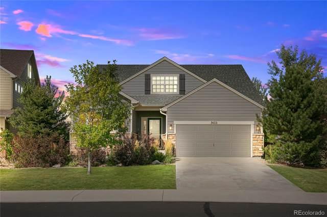 3633 Desert Ridge Circle, Castle Rock, CO 80108 (MLS #3814942) :: 8z Real Estate