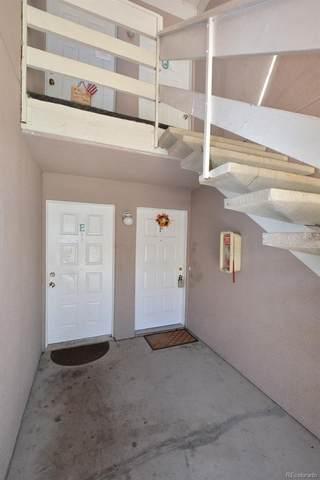 3220 Van Teylingen Dr F, Colorado Springs, CO 80917 (MLS #3815012) :: Find Colorado Real Estate