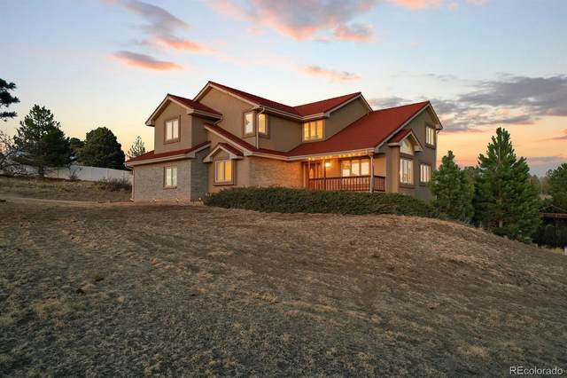 12112 N Woody Creek Road, Parker, CO 80138 (#3815119) :: The DeGrood Team