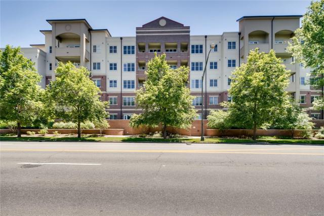 2200 S University Boulevard #206, Denver, CO 80210 (#3815146) :: The Brokerage Group