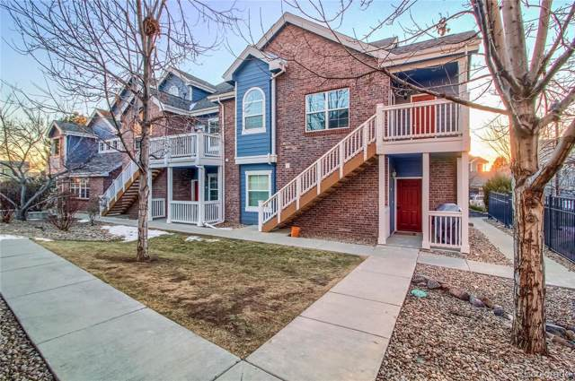 16326 E Fremont Avenue #12, Aurora, CO 80016 (MLS #3815386) :: Bliss Realty Group