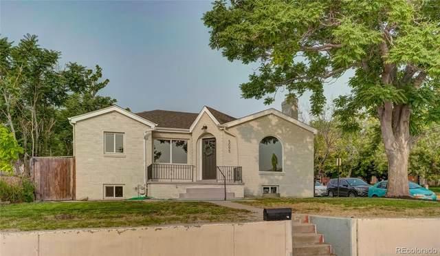 5095 Sherman Street, Denver, CO 80216 (MLS #3815707) :: 8z Real Estate